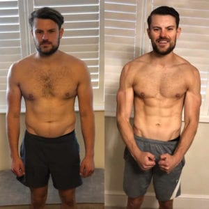 Sam Gets A Ripped Six-Pack In 8 Weeks…