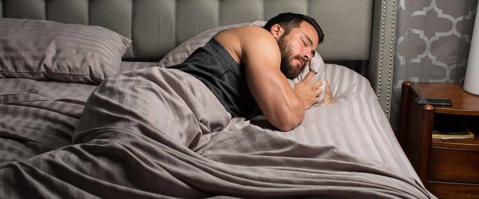 Sleep Tips For Bodybuilders