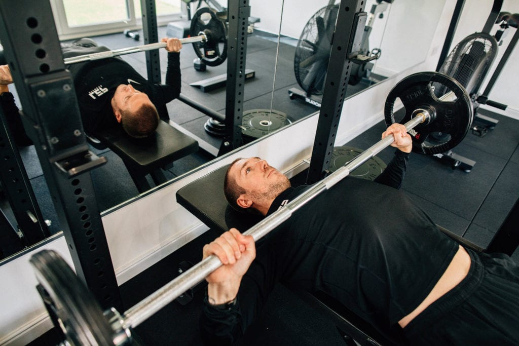 Chest and Tricep Workout for Serious Muscle Gains
