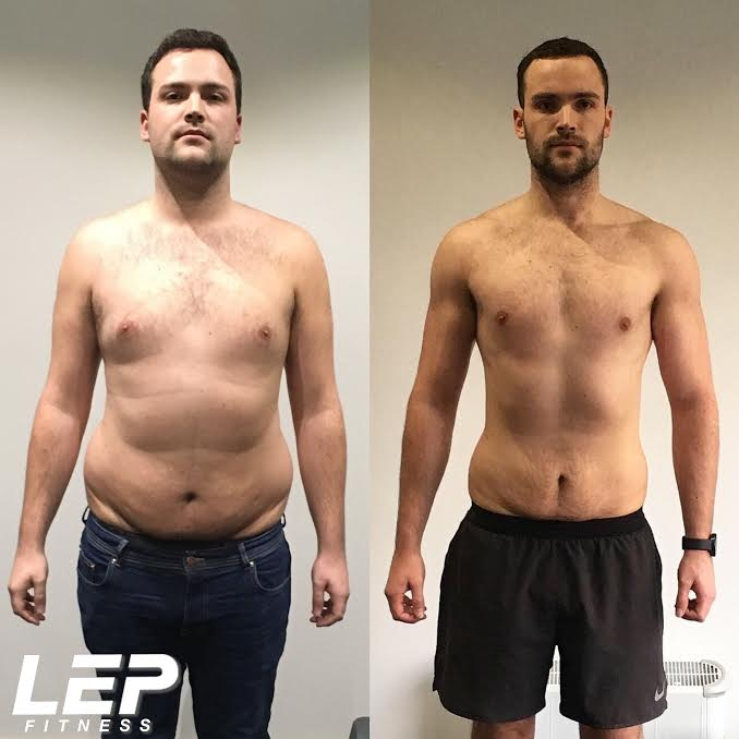 5 Stone Down - Jan's 11 month Journey With LEP Fitness...