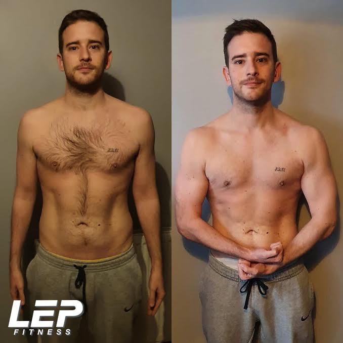 LEP Fitness in Sheffield - body transformations