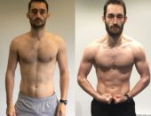 Liam Gets Ripped In 6 Weeks With LEP Fitness