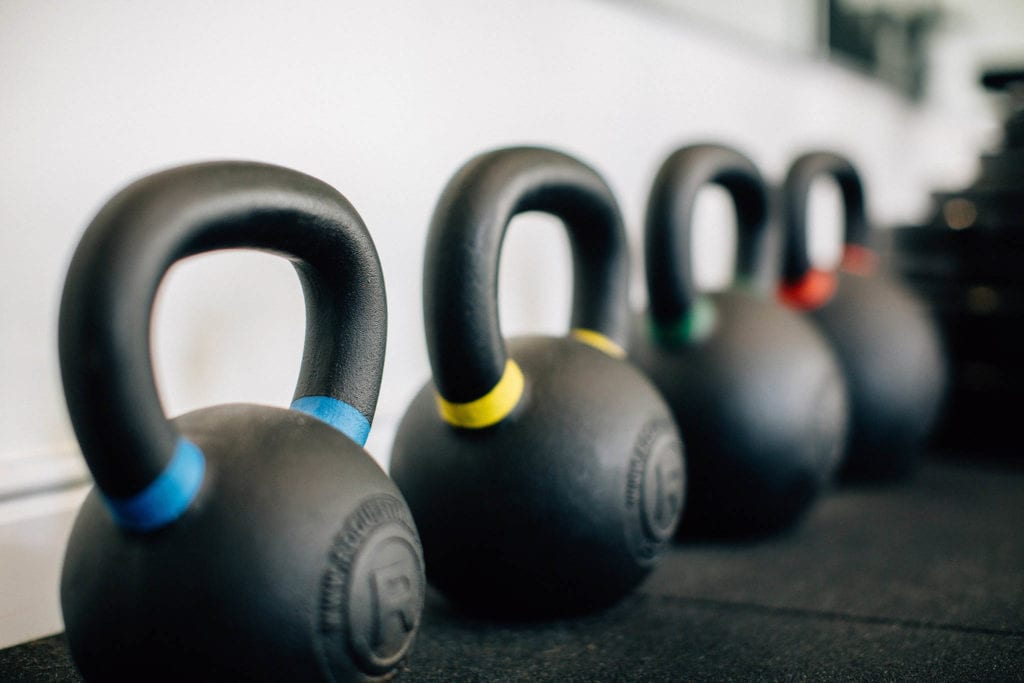 LEP Fitness PT studio - Why working out with kettlebells is worth considering