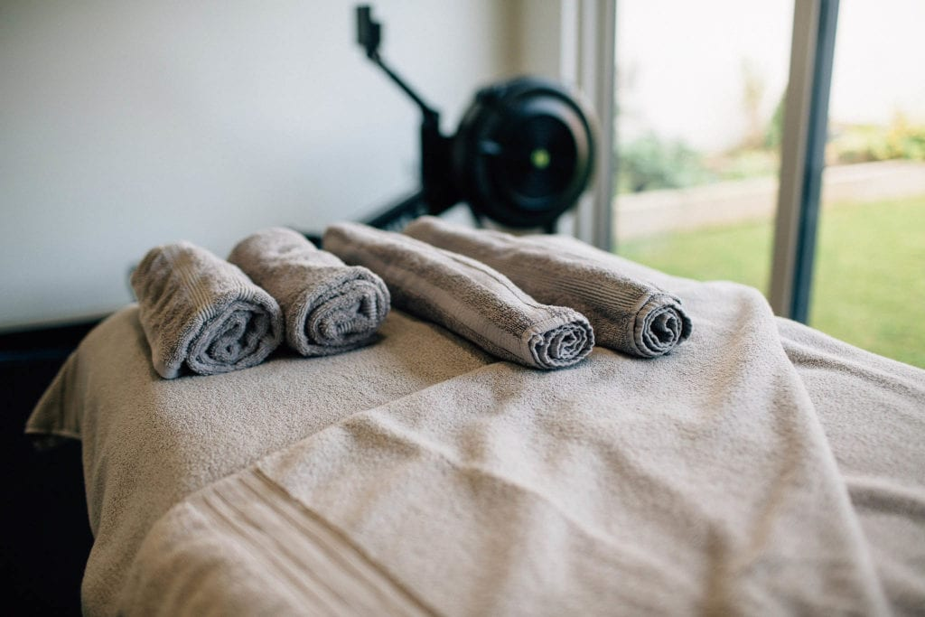 Sports massage in Sheffield - LEP Fitness
