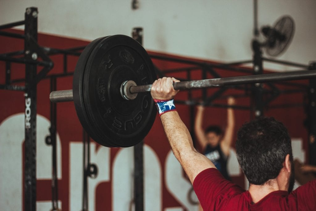Weightlifting and Eye Injuries