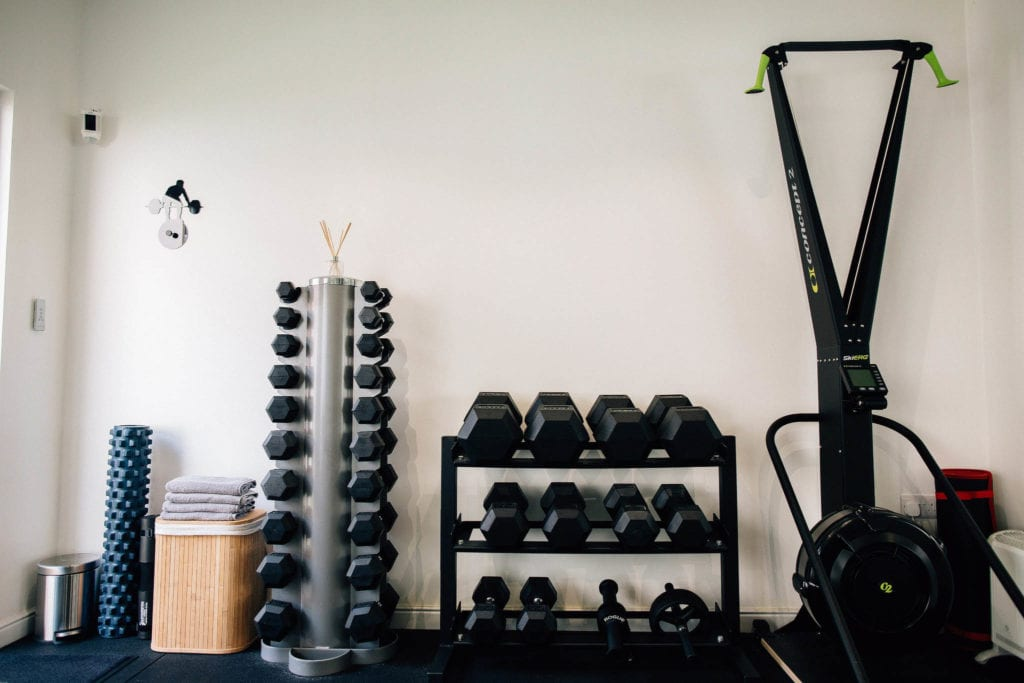 private gym in Sheffield
