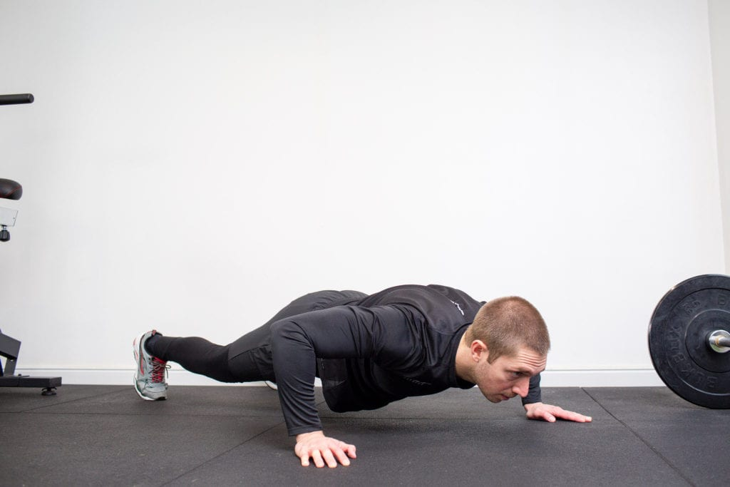 Push-up Mistakes
